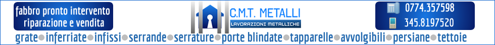 CMT METALLI